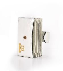 Basket CardHolders: White