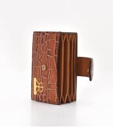 Box CardHolders: Brown