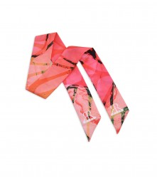 Scarf Petals: Pink