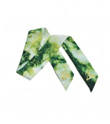 Scarf Marble: Green