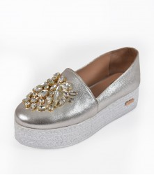 Wedge: Covered - Silver