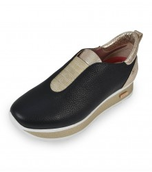Loafer: Slipon Black
