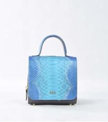 Cecile - Multi Blue
