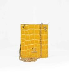Mobile MSG - CROCO - Yellow