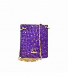 Mobile MSG - Ostrich - Purple